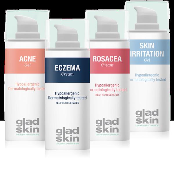 Gladskin | Colours Skincare